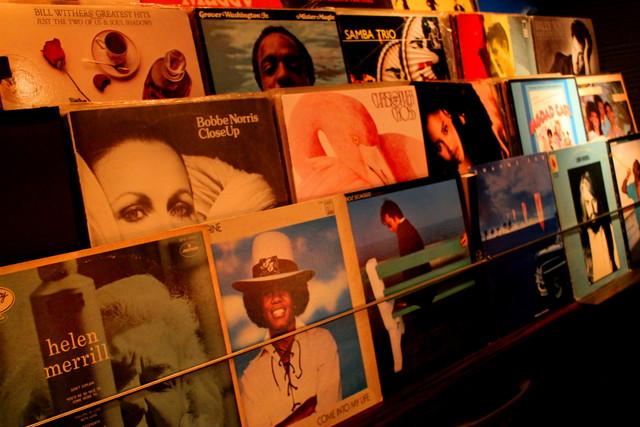 レコード写真①